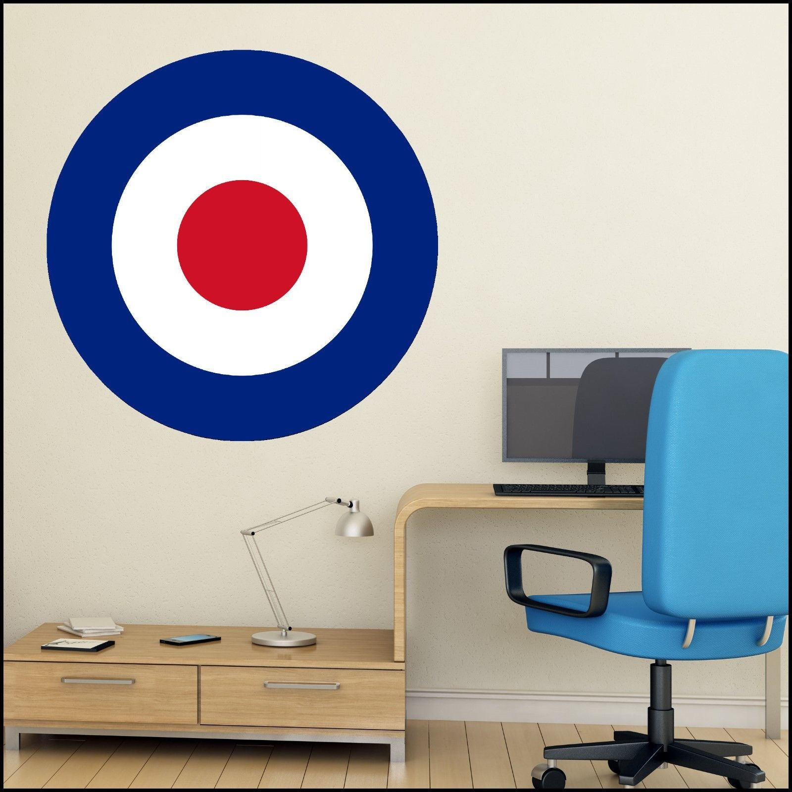 Large mod mods scooter red white blue target wall art sticker 6 large mod mods scooter red white blue target wall art sticker 6 size xl 12m 232427677040 2 amipublicfo Gallery