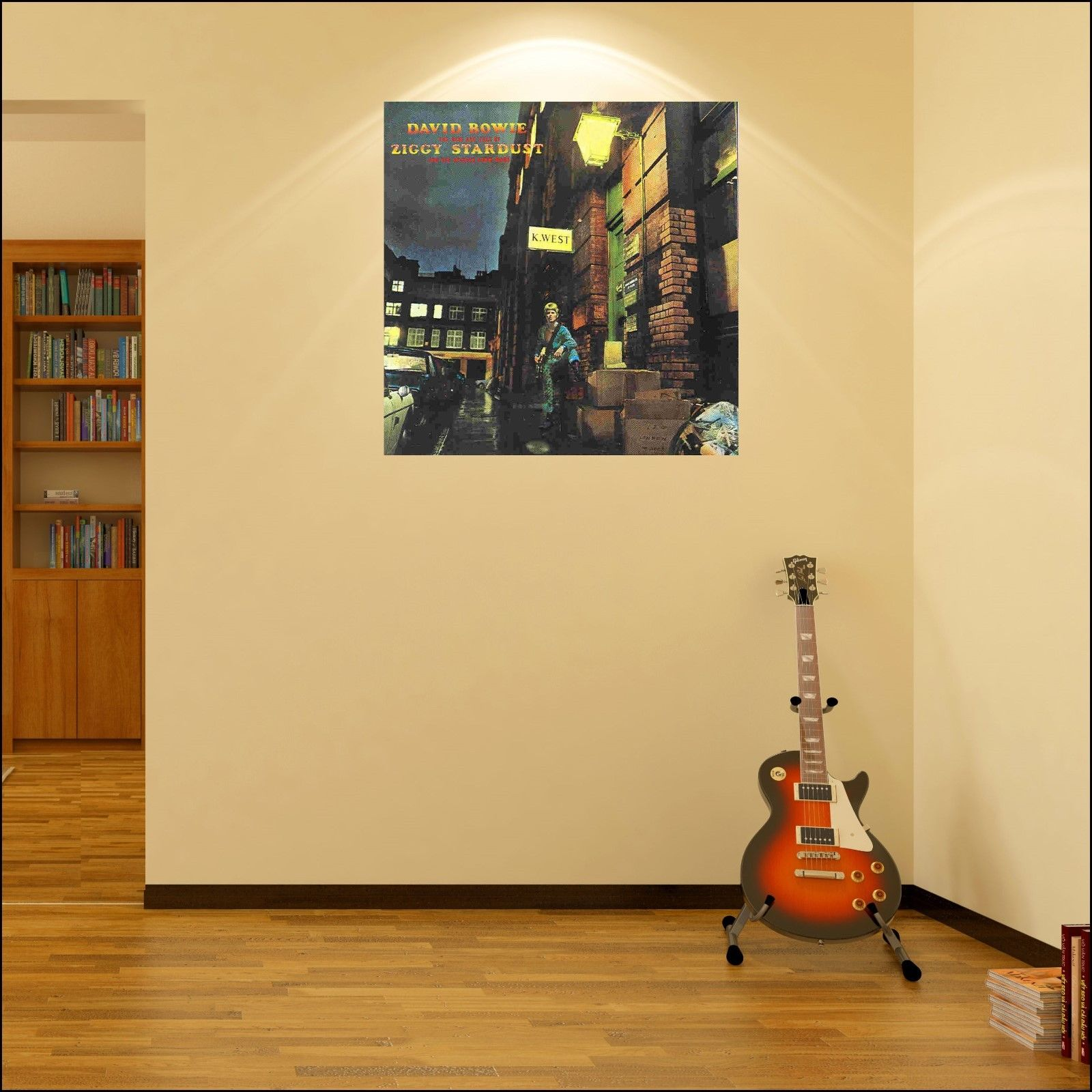 Fancy Album Cover Wall Art Images - Wall Art Collections ...