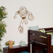 Childrens Wall Art, Toy Story Wall Art Sticker Part 98