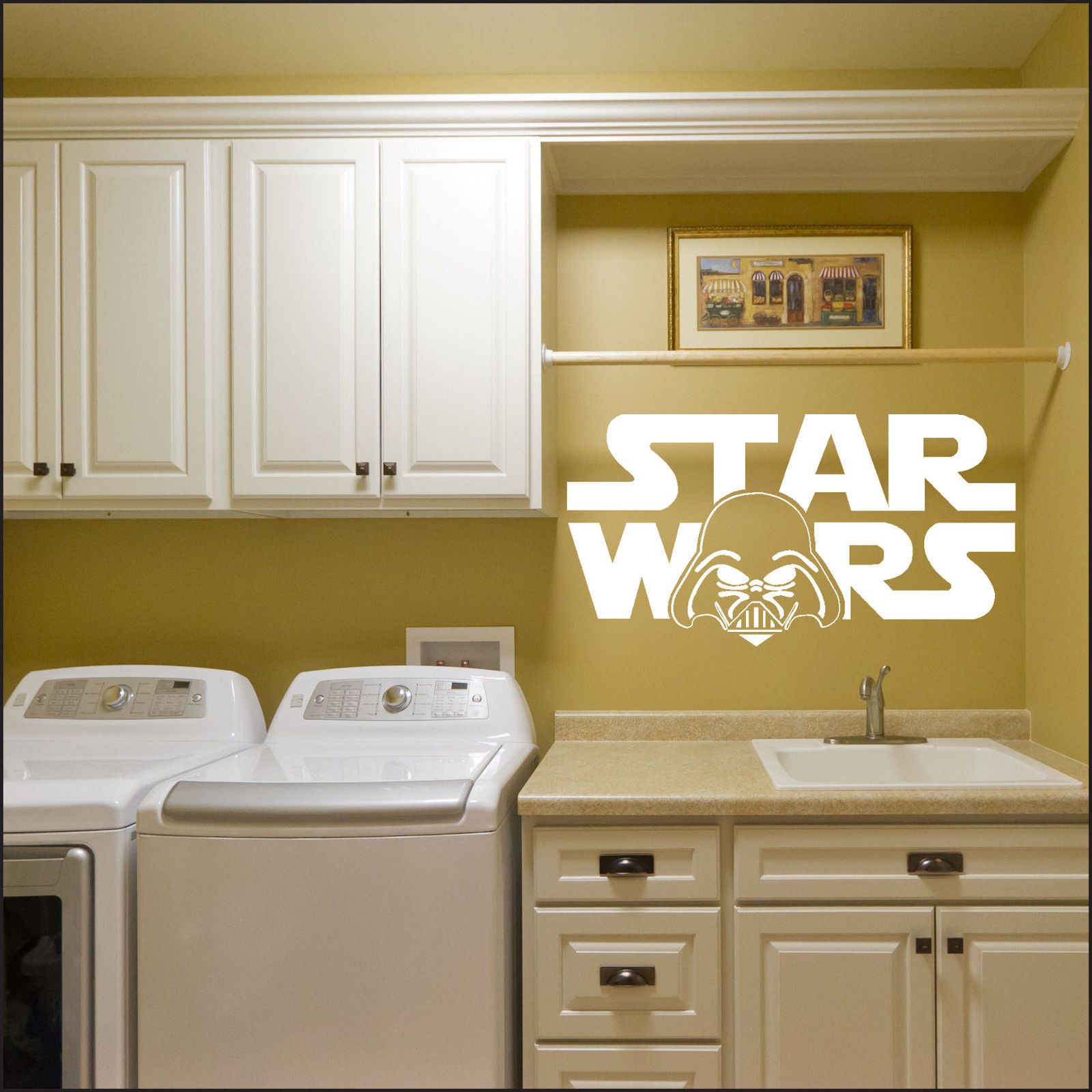 Exelent Star Wars Wall Decorations Picture Collection - Art & Wall ...