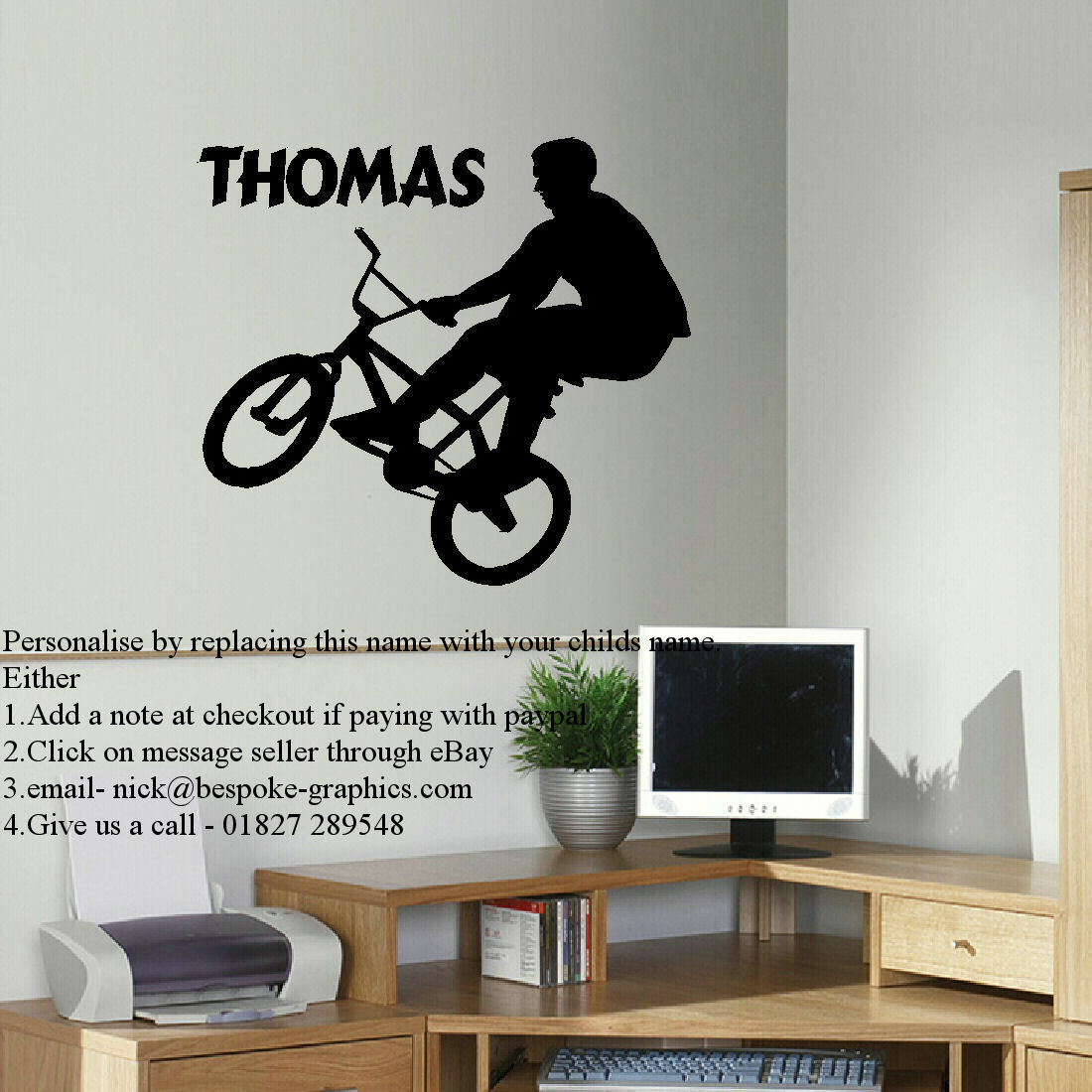 Bmx wall stickers choice image home wall decoration ideas bmx wall decals extreme wall art extreme wall decals gutesleben bmx wall decals bike wall decal set of three bikers by bike wall decal set of bmx wall amipublicfo Choice Image