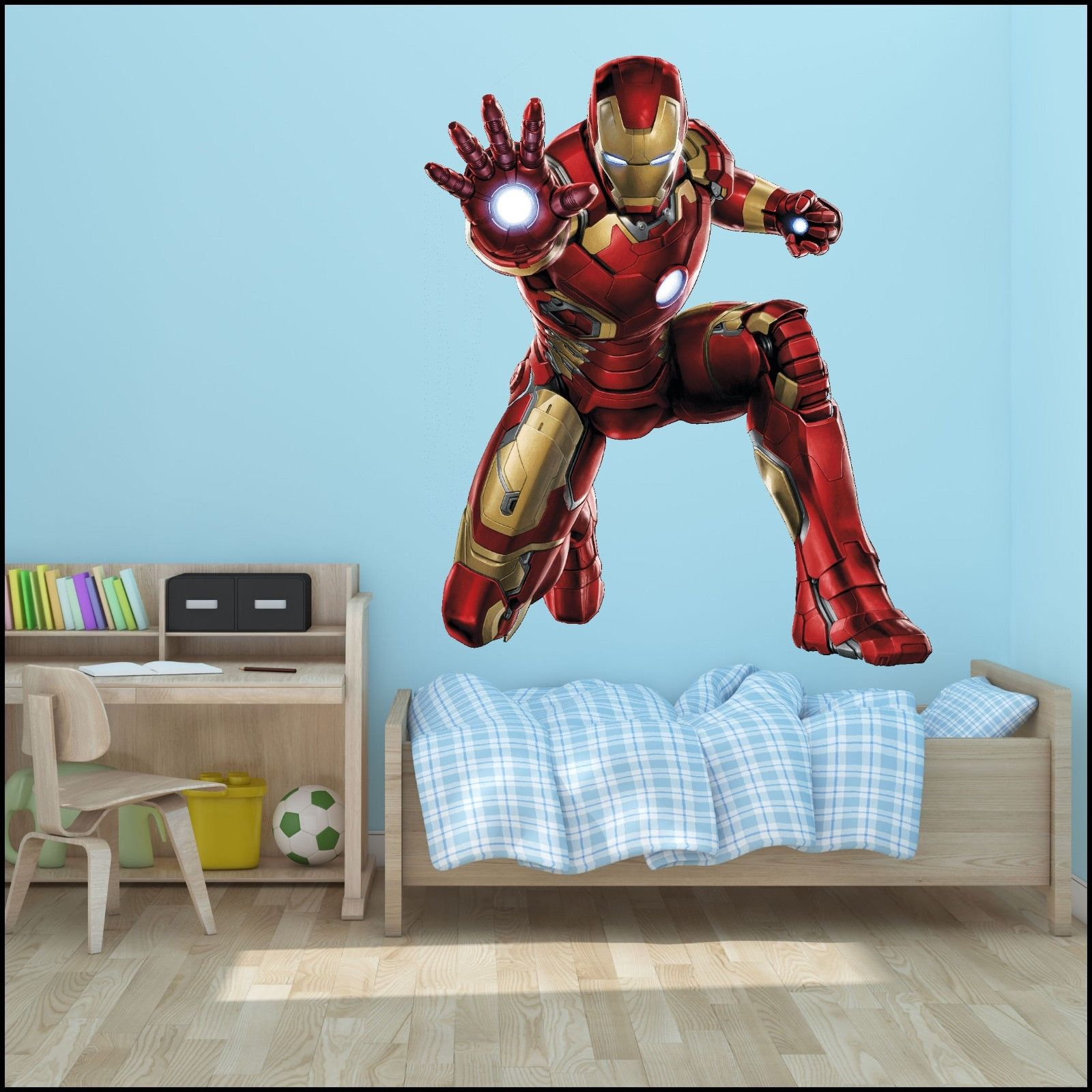Marvel_Avengers_bedroom_wall_art