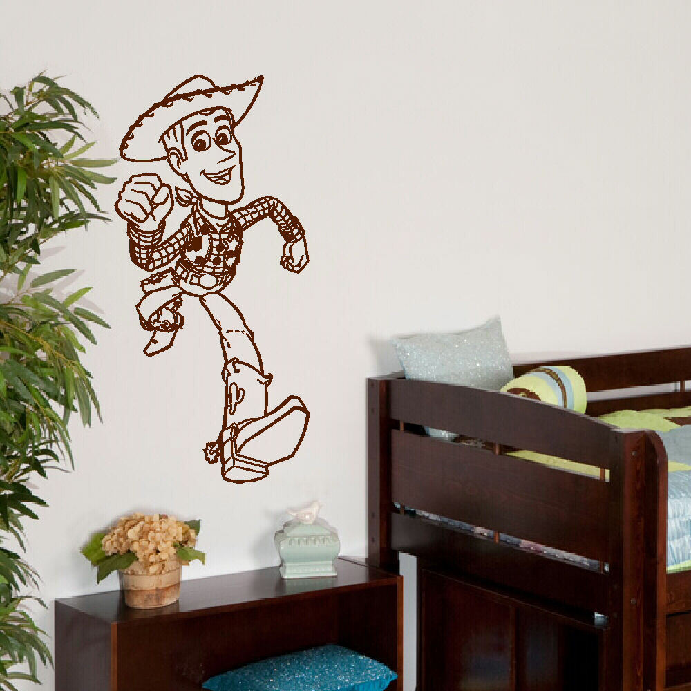 ... WALL MURAL STICKER ART TRANSFER VINYL. Childrens ... Part 95